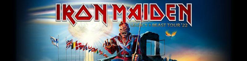 Iron Maiden in Bremen erneut verlegt