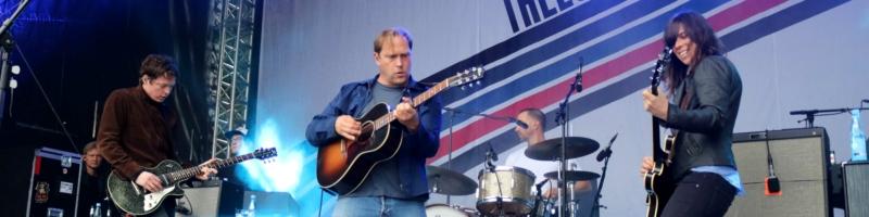 Thees Uhlmann beim Konzertsommer Stade