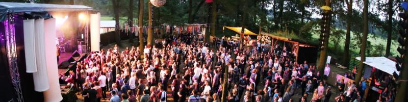 Endlich wieder Festivalfeeling beim Forest Jump 2021