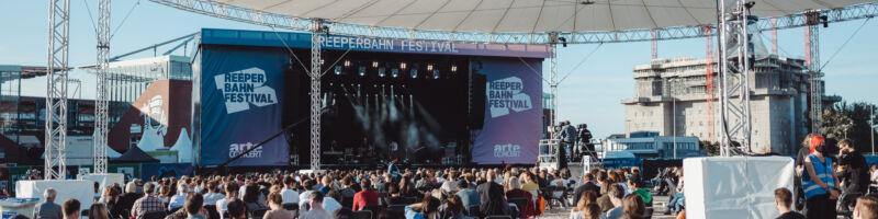 Spieltage und mobile App beim Reeperbahn Festival online