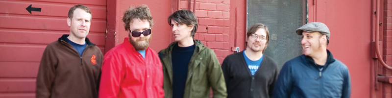 Indie-Rock-Helden kommen in die Stadt